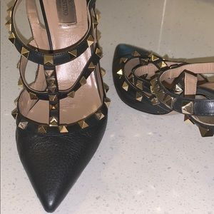 Size 41 used Valentino shoes